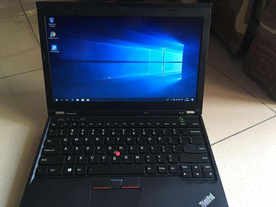 Thinkpad Lenovo X230 Core I5 8GB de memoria disco 500GB