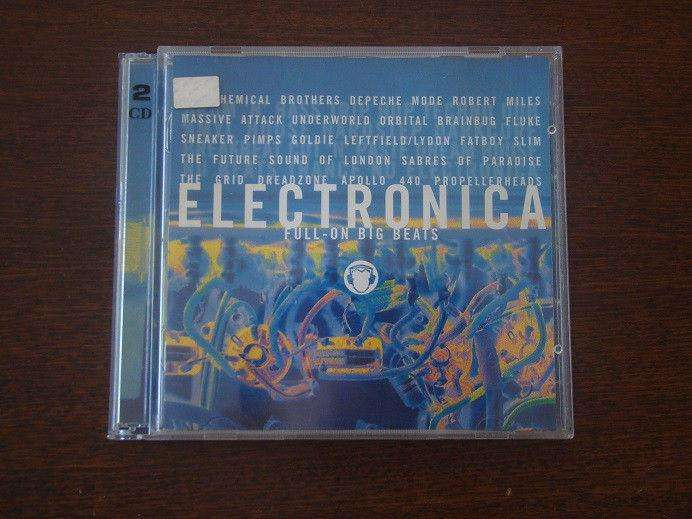 CD: Electrónica Compilado