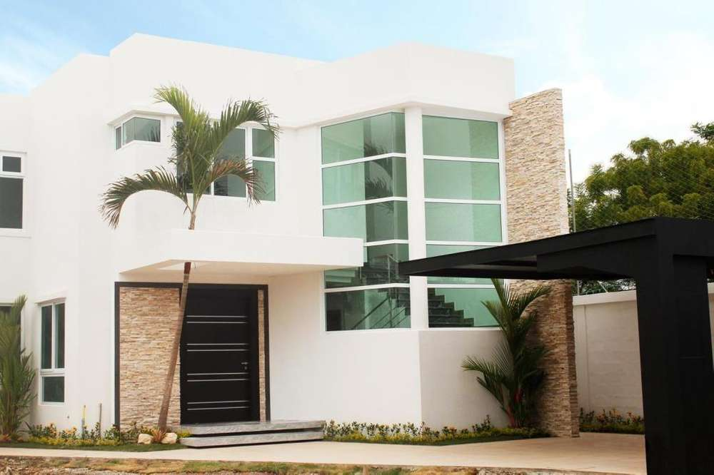 Venta de Casa por Estrenar en Isla Mocoli, tecnología Smarthouse, Samborondon