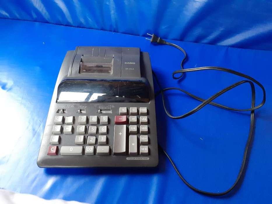 Calculadora Impresora Dr 120