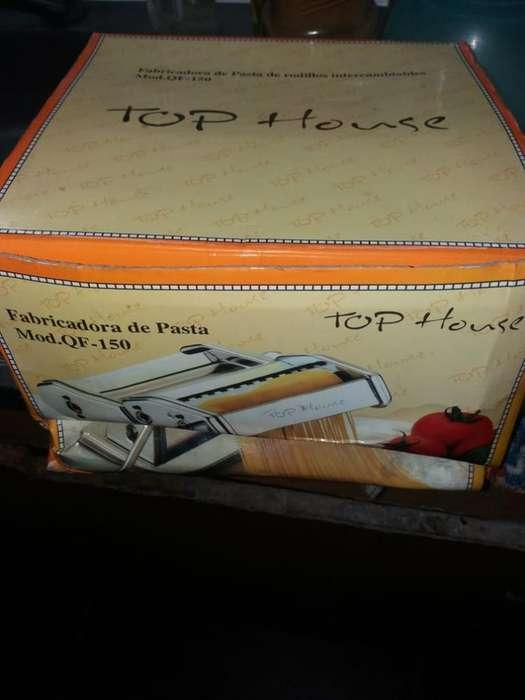 Pasta Linda Top House sin Uso