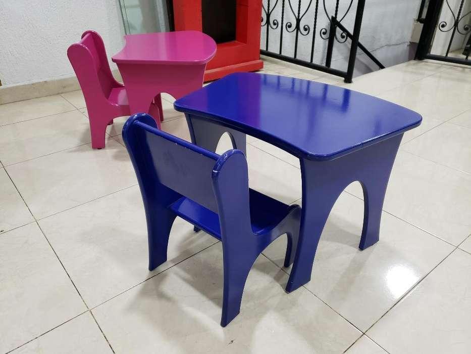 <strong>escritorio</strong>s Niña Y Niño