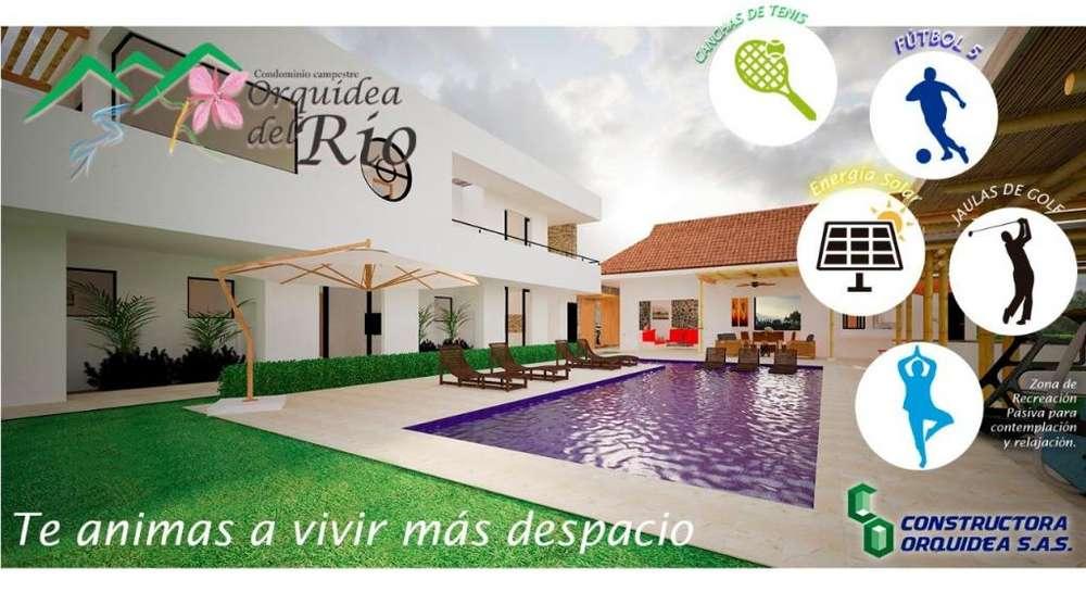 Casas Campestres En Condominio Apulo Cundinamarca