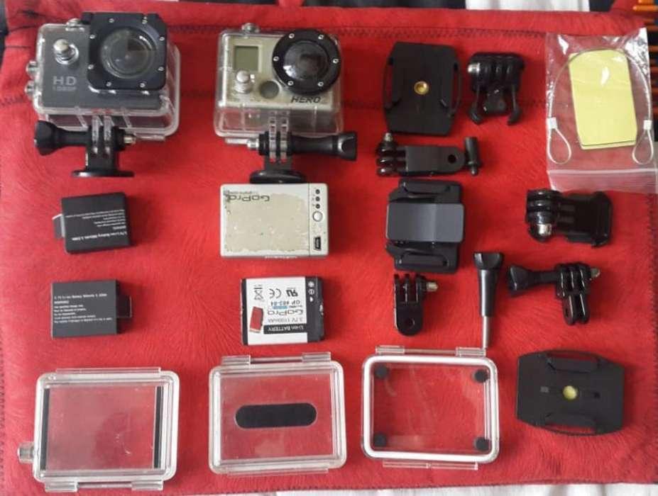 Kit Básico de Filmacion Y Fotografia