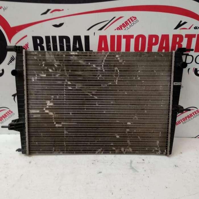 Radiador De Agua Renault Megane 5225 Oblea:02823523