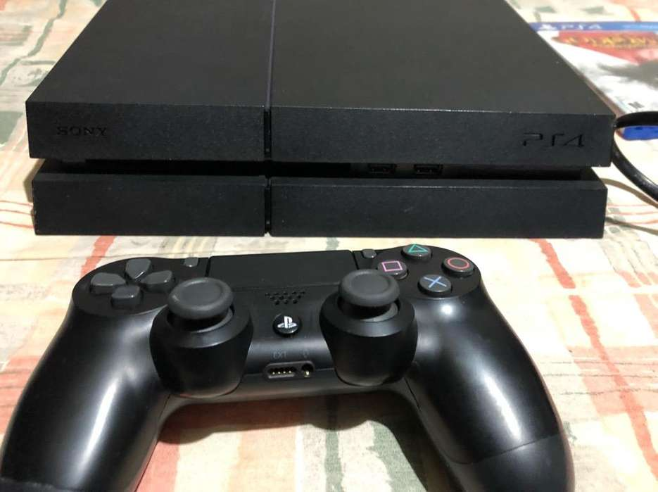 Vendo Ps4 Perfecto Estado