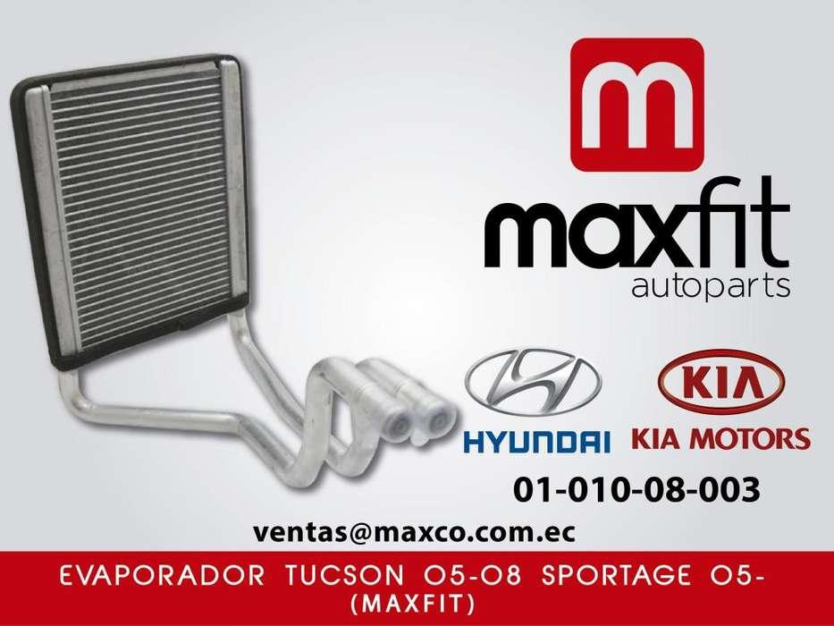 Evaporador Tucson 05-08 Sportage 05 MAXFIT