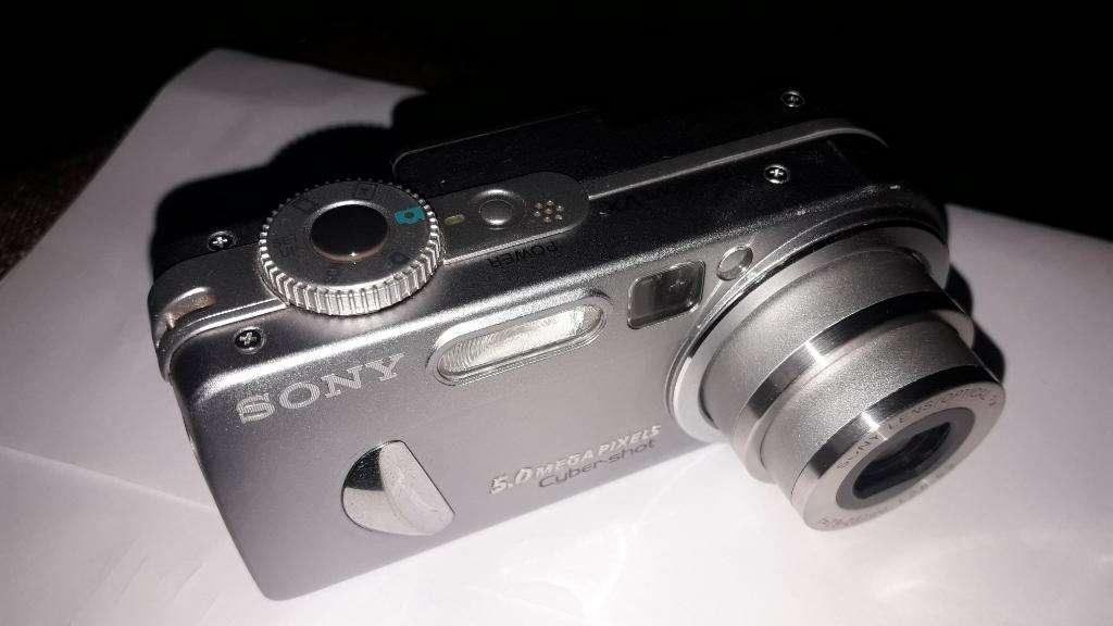 Maquina de Fotos Sony Japonesa Original