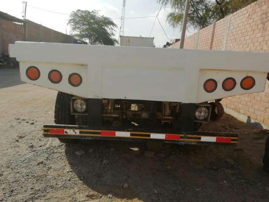 Carreta de Camión 14 M