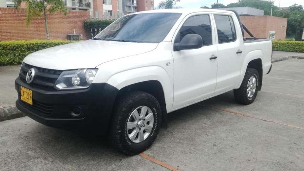 Volkswagen Amarok 2014 - 140000 km