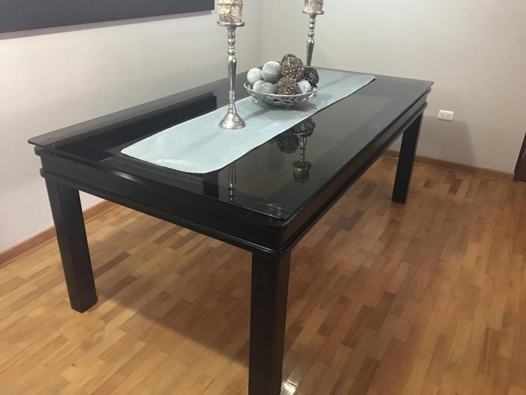 Mesa de comedor y mesa de centro para sala - Lima