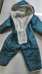 Lote de Abrigo Bebé 6-9m