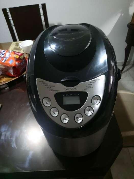 Maquina para Pan Recco