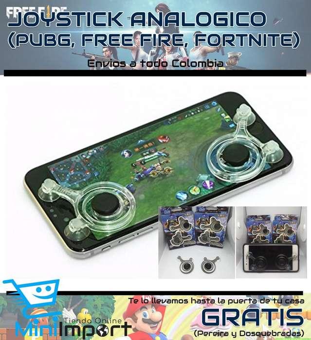 Joysticks Analogicos x2 (Domicilio Gratuito en Pereira y Dosquebradas)