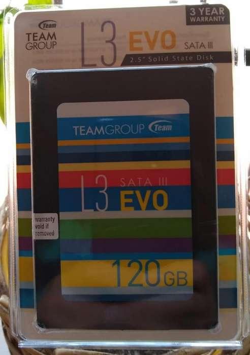 Discos SSD 120gb, 240gb, Caddy para disco