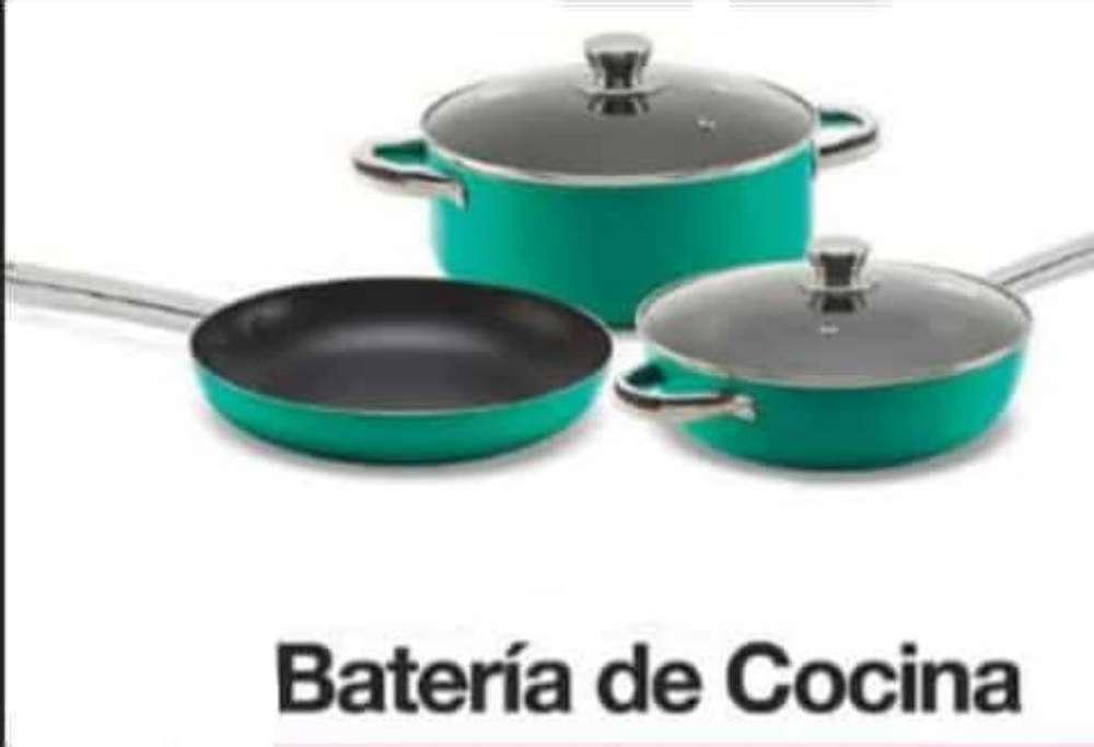 Bateria de <strong>cocina</strong>