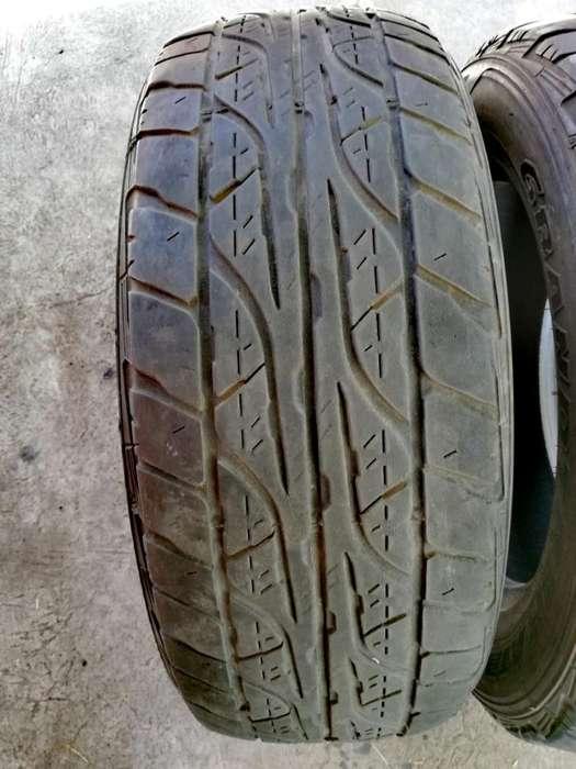 <strong>llantas</strong> 236 60r16 Dunlop en Buen Estado 40 EL PAR