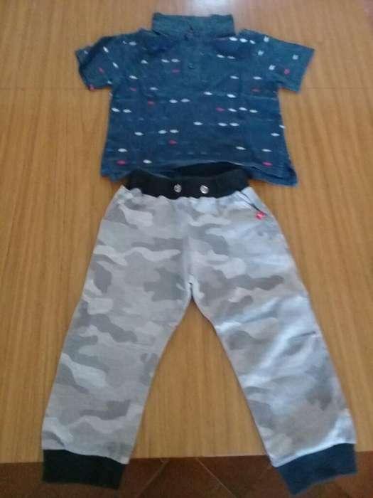 <strong>ropa</strong> para Nene de 3 Años