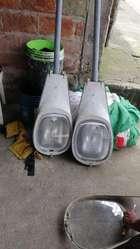 5 Lámparas de 400w en Buen Estado