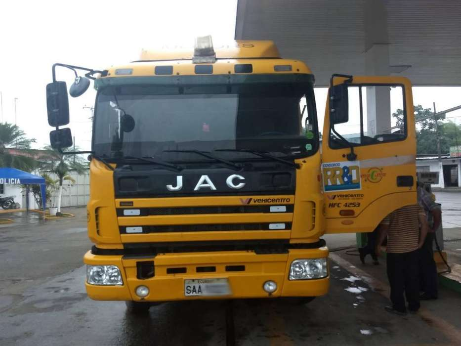Vendo Volqueta Mula Jac Hfc 4253