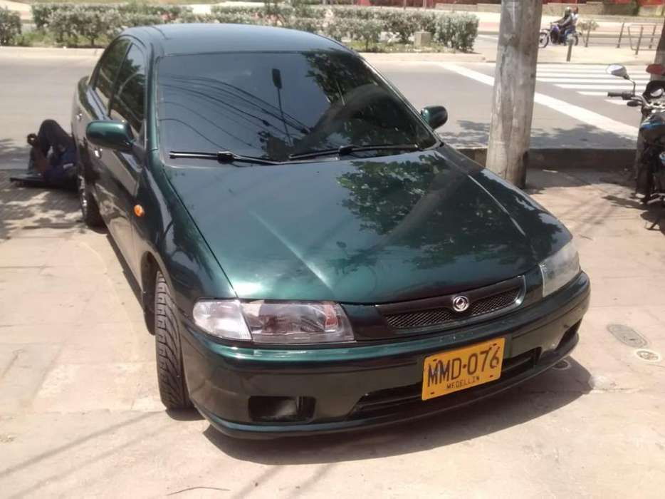 Mazda Allegro 1997 - 200000 km