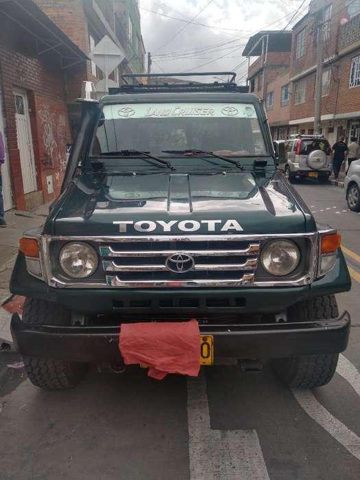 Toyota Land Cruiser 1987 - 346000 km