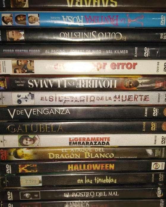 Vendo Películas Originales