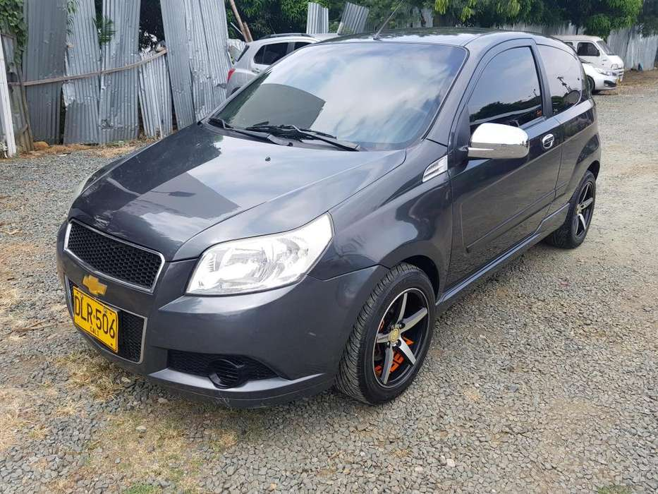 Chevrolet Aveo Emotion 2012 - 91000 km
