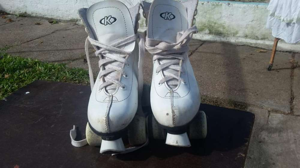 Patin, Patines Talle 35