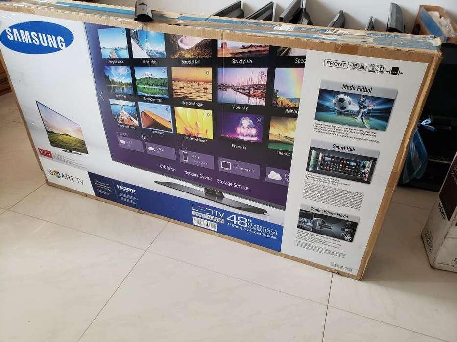 Hermoso Tv de 48 Pulgadas Smart Tv