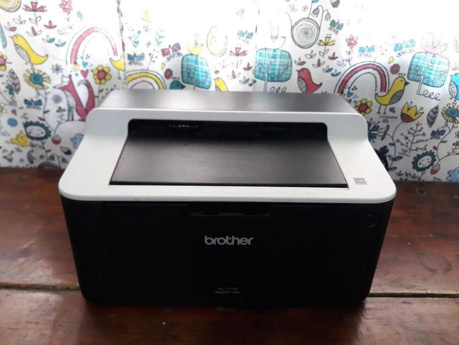 Impresora Láser Brother Hl-1112 (b Y N)