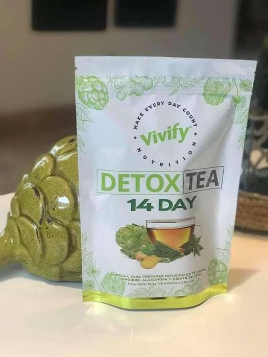 Vivify Detox Té