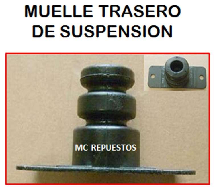 MUELLE TRASERO DE SUSPENSION GREAT WALL, HAVAL Y OTRAS MARCAS CHINAS
