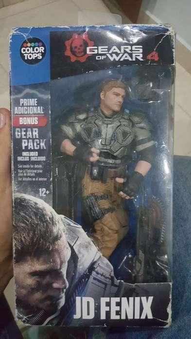 Cambio Muñeco de Coleccion Gears Of War