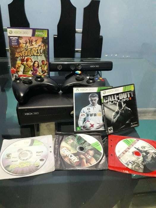 Se Vende, Xbox 360, Kinect Y Mas