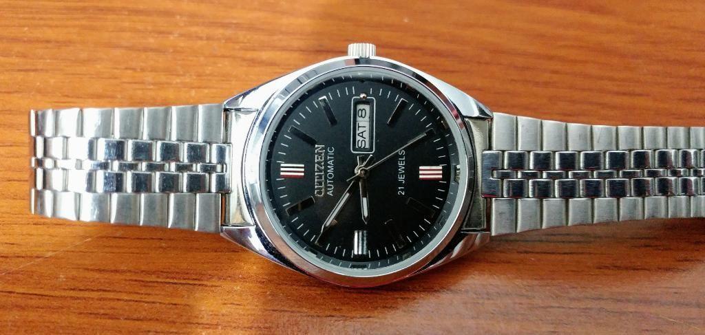 f96849da0b36 Reloj Citizen Clásico Automático - Restrepo