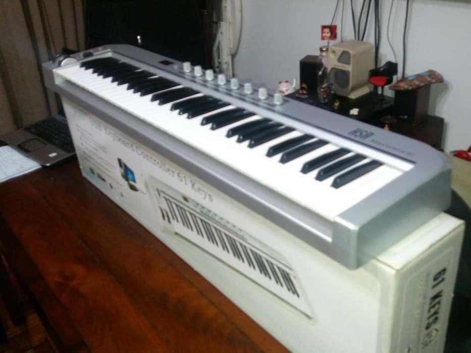 Controlador midi: Instrumentos Musicales en Capital Federal