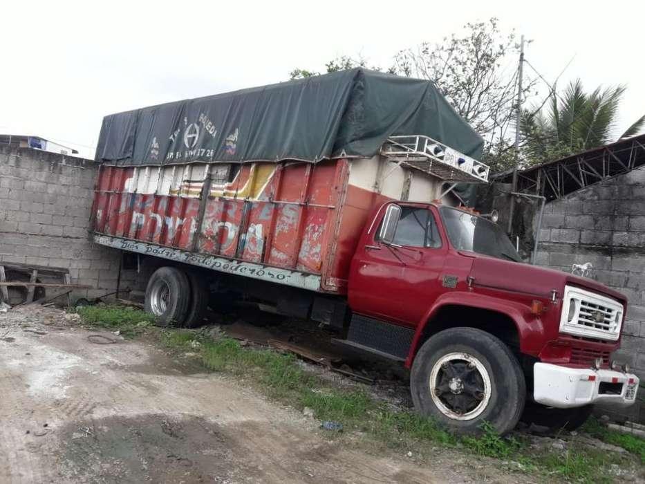 Se Vende Camión Bananero Chevroleta