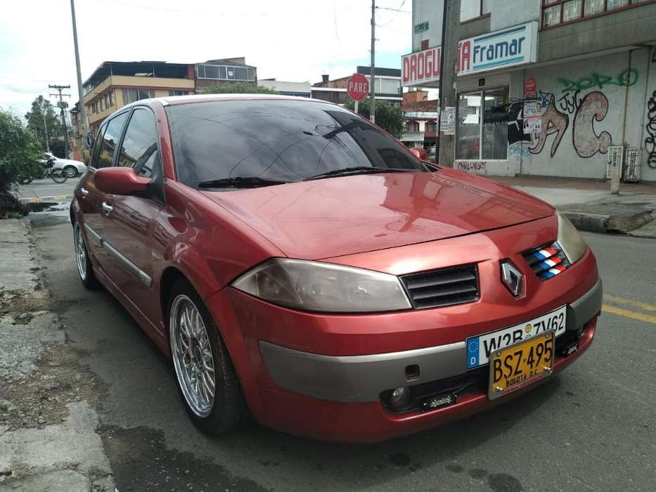 Renault Megane II 2005 - 114000 km