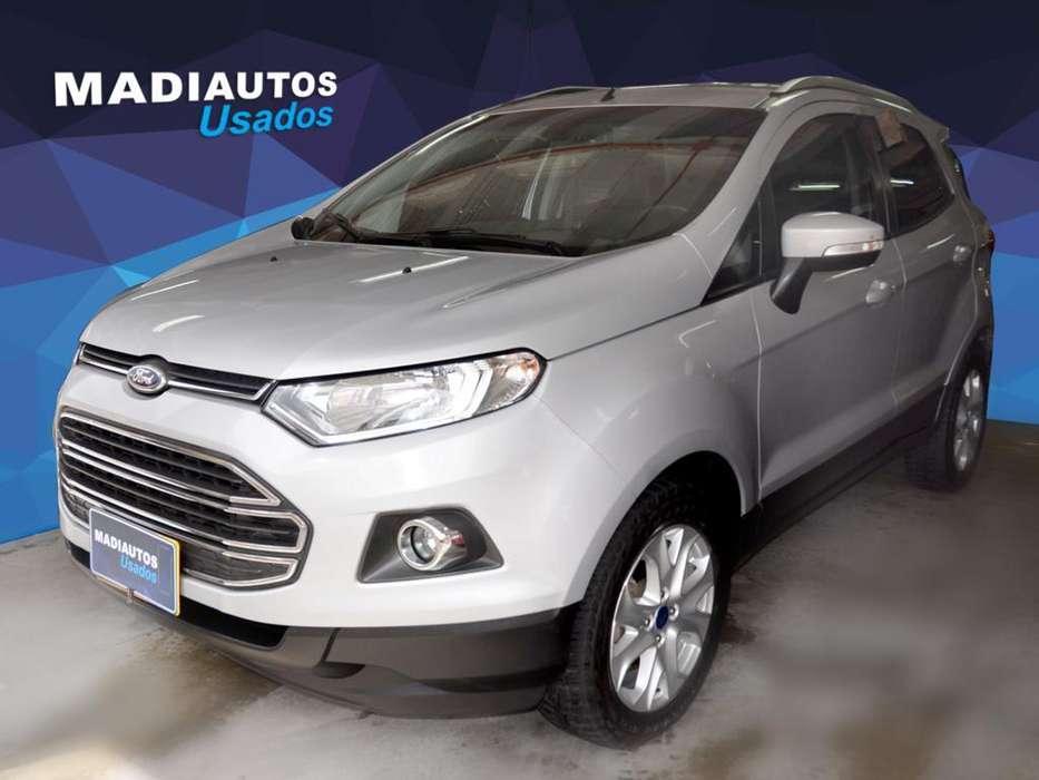 Ford Ecosport 2015 - 41400 km