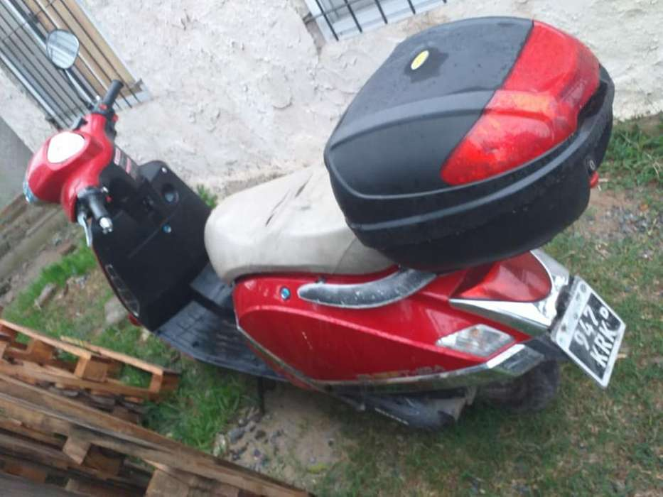 Scooter Gilera 125 2014