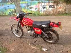 Honda Xl 250S Clasica Modelo 80