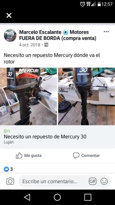 Mercury 30 modelo 2012 todo al dia service y factura