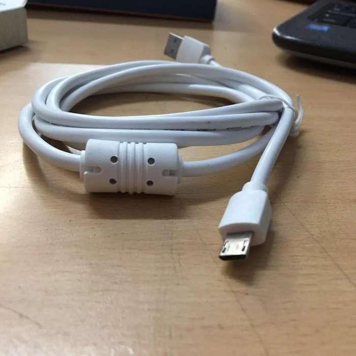 Cable Microusb De Datos Y Carga Usb A Micro Usb 2.0 1.5mts