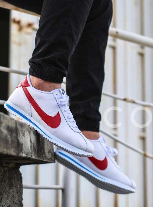 Zapato Deportivo Tennis Nike Cortez Homb