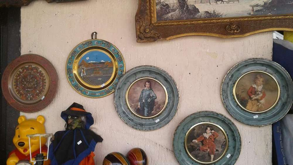 Vendo Platos Decorativos