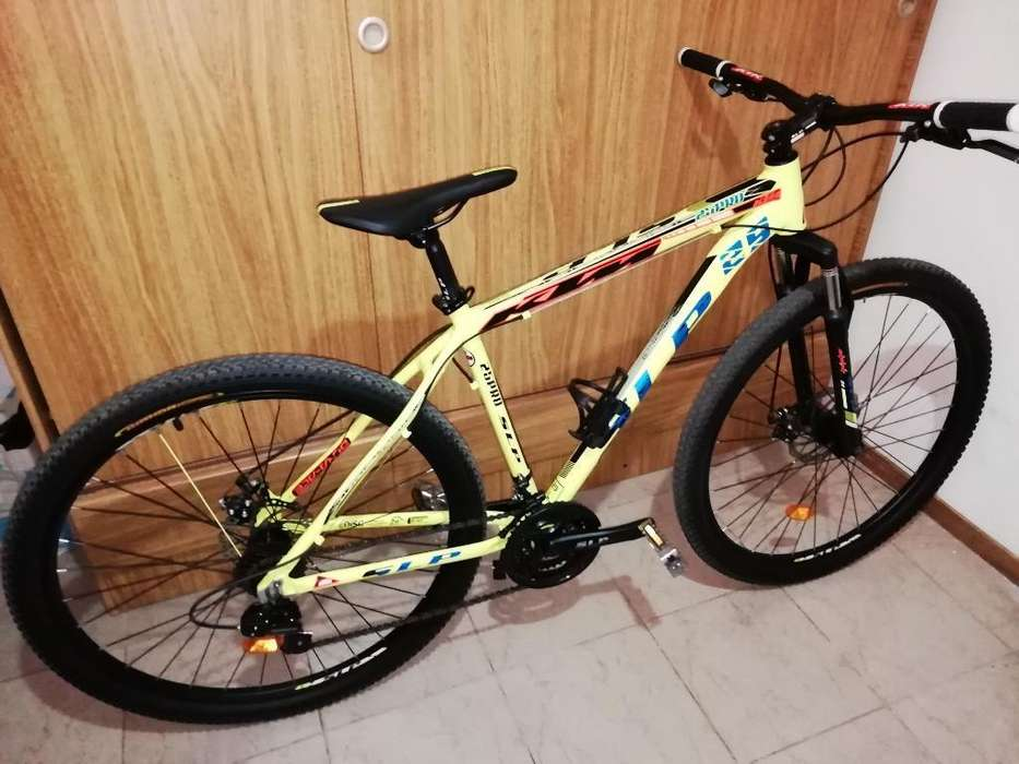 Bicicleta Mtb Aluminio Ultraliviana
