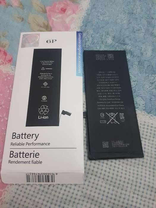 iPhone 6s Plus Bateria