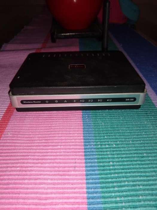 Vendo Router D-link Dir-300 para Ya
