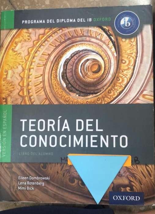 Libro de oxford <strong>teoria</strong> Del Conocimiento